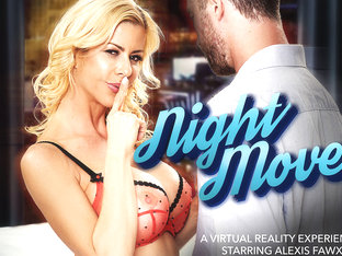 Alexis Fawx  Dylan Snow In Naughtyamericavr