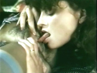 Crazy Lesbian Vintage Scene With Frank Serrone And Jose Duval