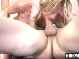 Hot Pornstar Domination And Facial