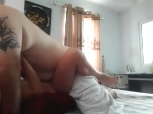 Junior Indonesian Maid Gets Fucked By Fat White Boss