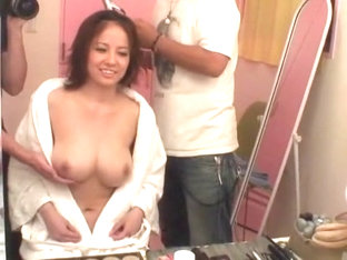 Fabulous Japanese Chick Mone Isshiki In Incredible Big Tits Jav Video