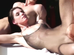 Milkingtable Horny Milf Fucks The Neighbor