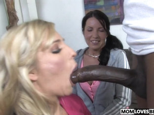 Adopted Tina Dove And Mom Jordan Kingsley Share A Bbc